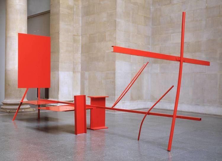 Anthony Caro Anthony Caro 19242013 Abstract Critical