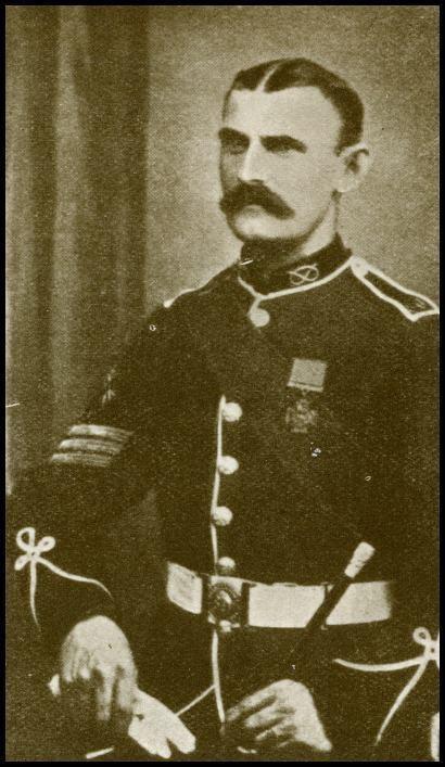 Anthony Clarke Booth Anthony Clarke Booth VC 80th Regiment