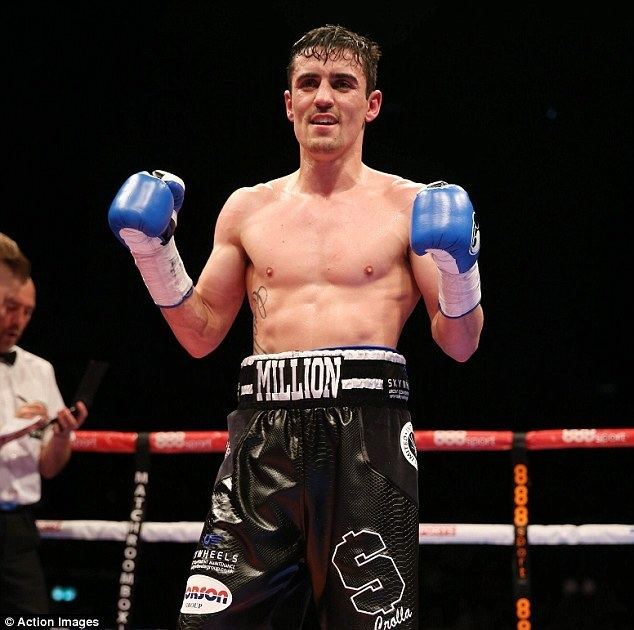 Anthony Crolla Anthony Crolla to fight Richar Abril for the WBA World Lightweight