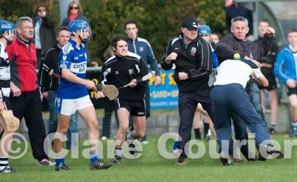 Anthony Daly (hurler) Pic Anthony Daly won39t want to see this picture from the
