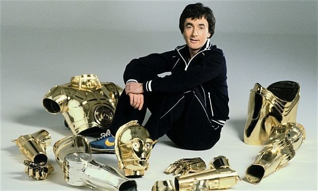 Anthony Daniels The secrecy has been ludicrous39 Star Wars actor Anthony