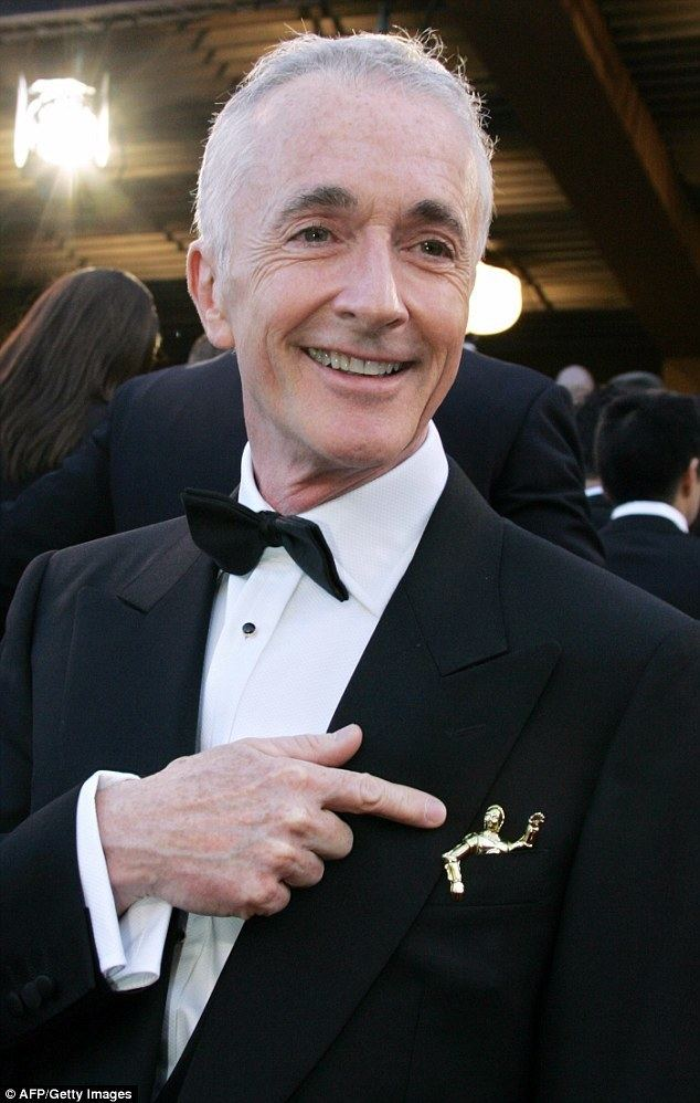 Anthony Daniels Anthony Daniels reveals he initially refused to play C3PO