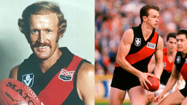 Anthony Daniher Essendon FC on Twitter Happy Birthday to former players Ken