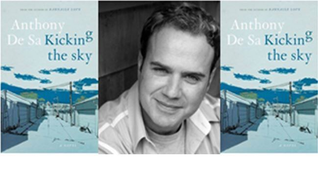 Anthony De Sa Book Kicking the Sky by Anthony De Sa Editor39s Note