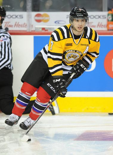 Anthony DeAngelo Top NHL draft prospect gets eightgame suspension JUNIOR
