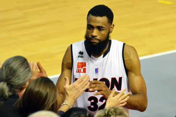 Anthony Dobbins Anthony Dobbins slectionn pour le All Star Game LNB 2013