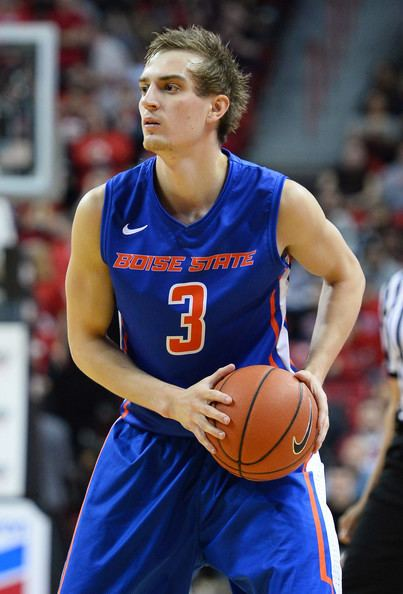 Anthony Drmic Ankle Injury Ends the Season of Boise State Senior Guard