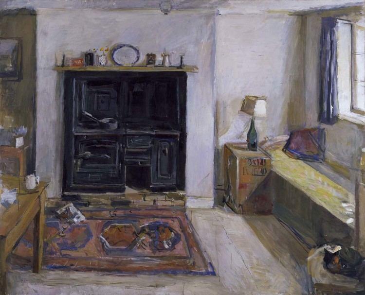 Anthony Eyton Anthony Eyton Artist Royal Academy of Arts