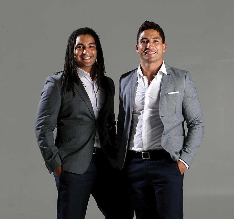 Anthony Fainga'a The Fainga39a Twins Professional Rugby Union players for