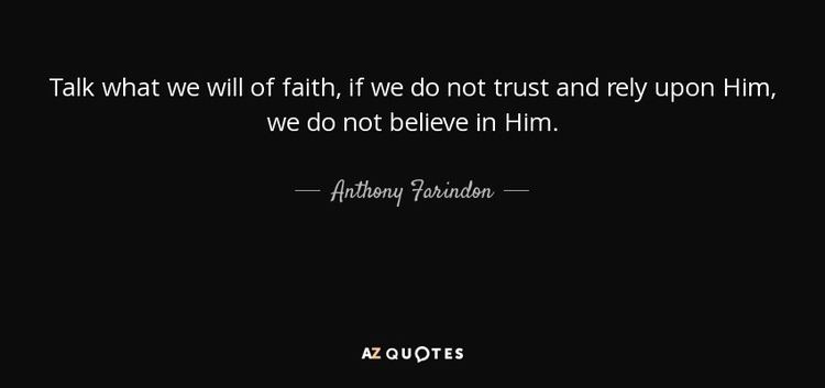 Anthony Farindon QUOTES BY ANTHONY FARINDON AZ Quotes