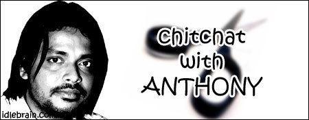 Anthony (film editor) Anthony chitchat Telugu and Tamil film editor