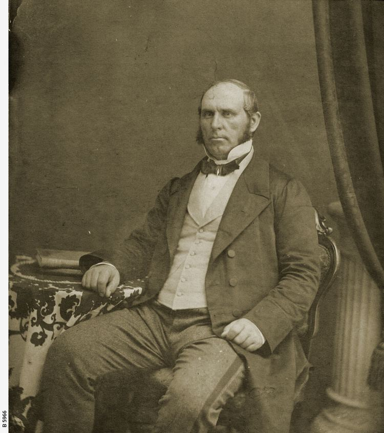Anthony Forster (Australian politician) Anthony Forster Photograph State Library of South Australia