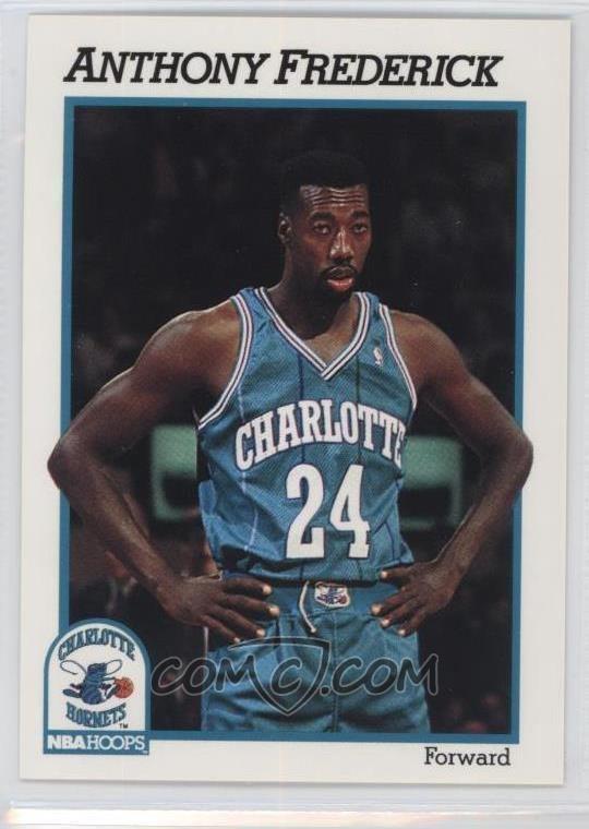 Anthony Frederick Anthony Frederick Basketball Cards COMC Card Marketplace