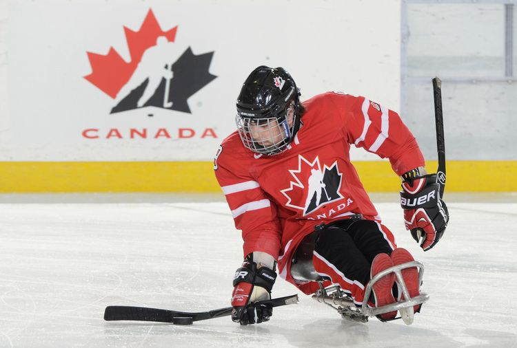 Anthony Gale (ice sledge hockey) Anthony Gale Canadian Paralympic Committee