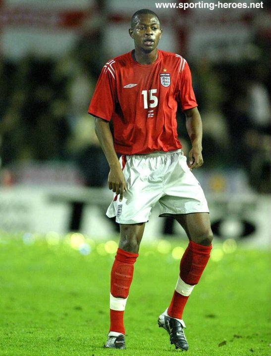 Anthony Gardner Anthony Gardner English Caps 2004 England