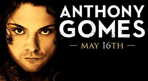 Anthony Gomes Anthony Gomes Tickets The Castle Theatre Bloomington