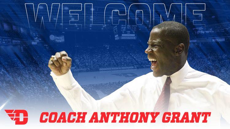 Anthony Grant Dayton Flyers ANTHONY GRANT NAMED NEW DAYTON MENS BASKETBALL COACH