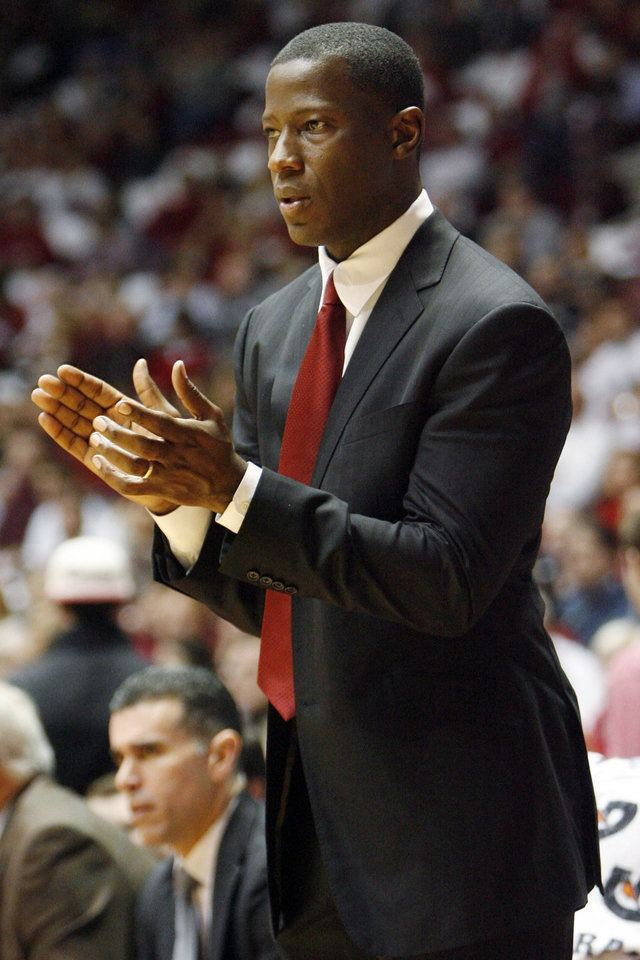 Anthony Grant Oklahoma City Thunder What hiring Anthony Grant will do for Billy