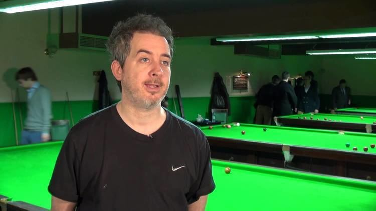 Anthony Hamilton (snooker player) Anthony Hamilton looks ahead to the Berlin Masters YouTube