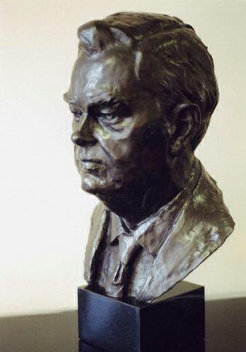Anthony Hawken Anthony Hawken Portrait Sculpture