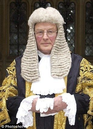 Anthony Hooper (judge) Sir Anthony Hooper Extop judge warns changes to legal aid are