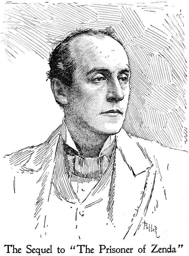 Anthony Hope Sir Anthony Hope Hawkins by Granger