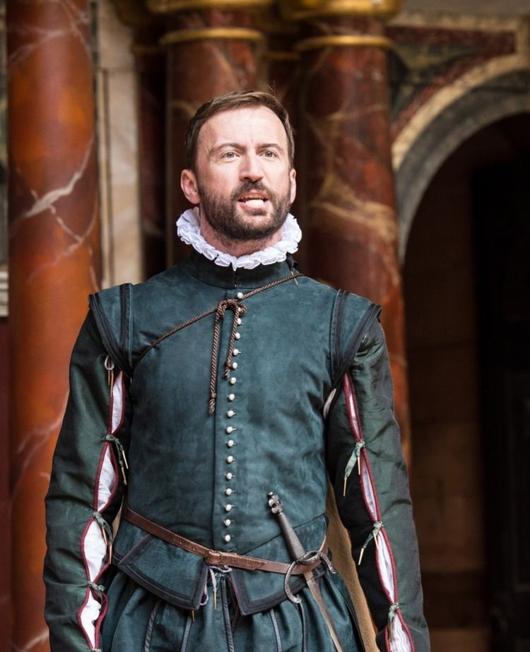 Anthony Howell (actor) Shakespeare39s Globe
