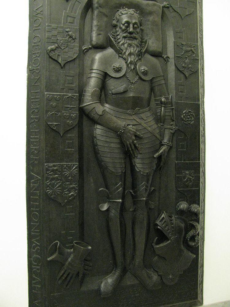 Anthony I, Count of Oldenburg