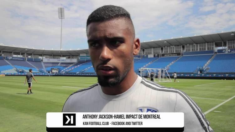 Anthony Jackson-Hamel Anthony JacksonHamel Apprenti Attaquant de Didier Drogba