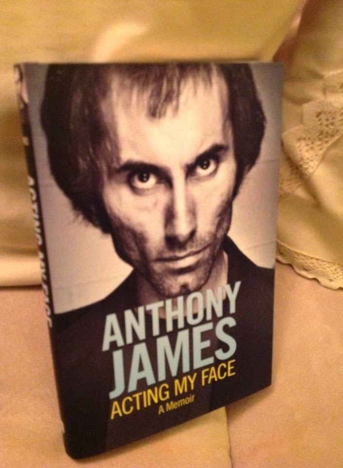 Anthony James (actor) Paul39s Scribblings Acting My Face by Anthony James