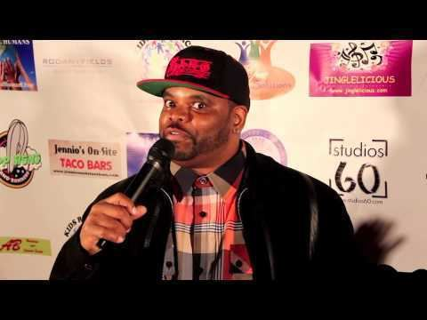 Anthony Johnson (actor) Comedian A J Johnson YouTube