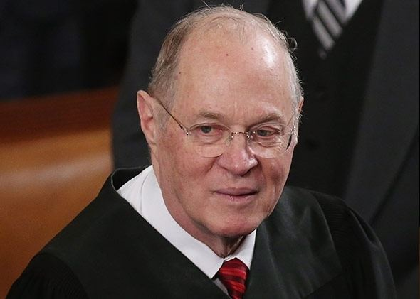 Anthony Kennedy Justice Anthony Kennedy Abortion swing vote