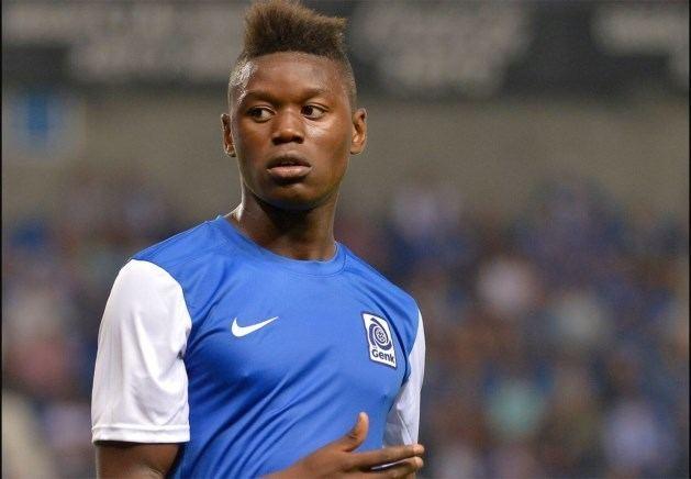 Anthony Limbombe Anthony Limbombe verlaat KRC Genk voor NEC Nijmegen