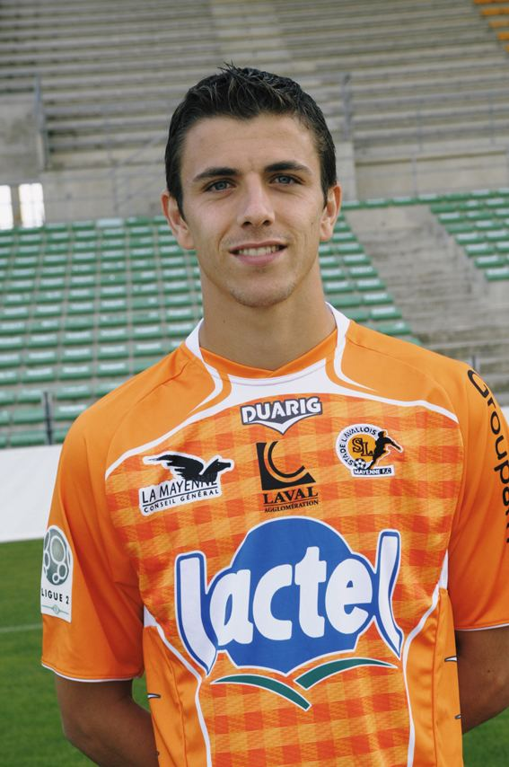 Anthony Losilla Stade Lavallois Mayenne Football ClubPrHome gt Groupe