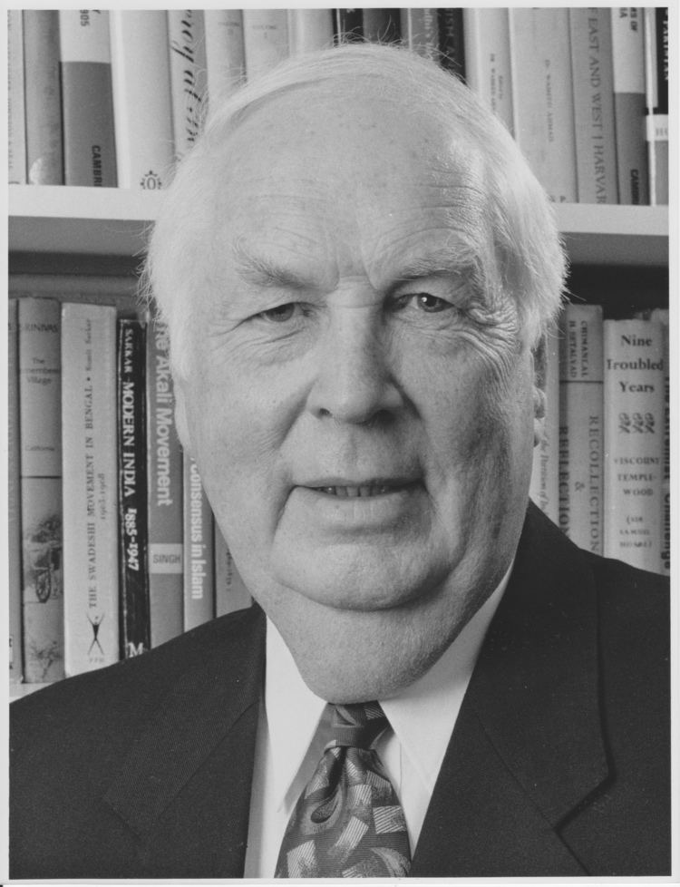 Anthony Low Emeritus Professor Donald Anthony Low AO 19272015 Africa Network