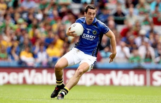 Anthony Maher (soccer) Greyhound focus Kerry footballer Anthony Maher on his first love