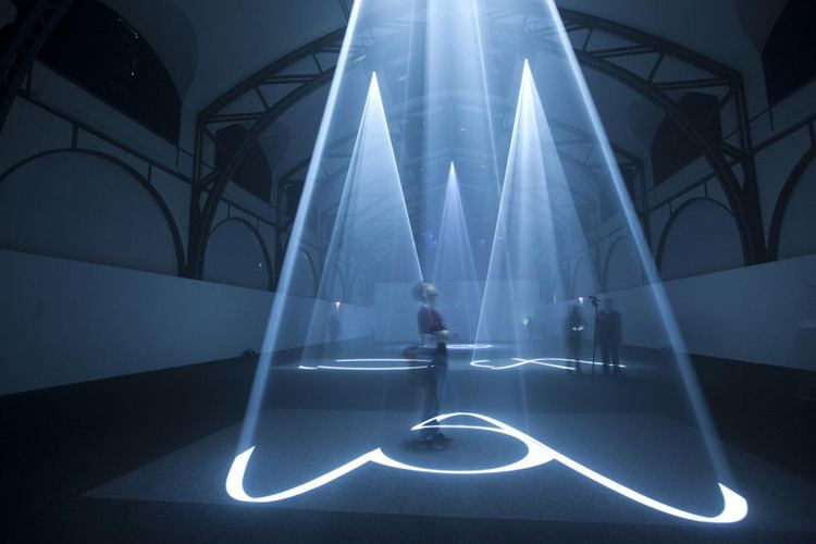 Anthony McCall Anthony McCall 5 Minutes of Pure Sculpture