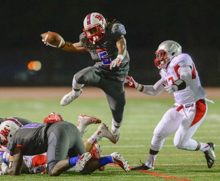 Anthony McFarland DeMatha RB Anthony McFarland up to 18 offers enjoys