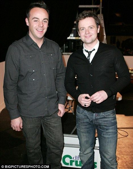 Anthony McPartlin Ant and Dec TV presenter McPartlin punched in pub in unprovoked
