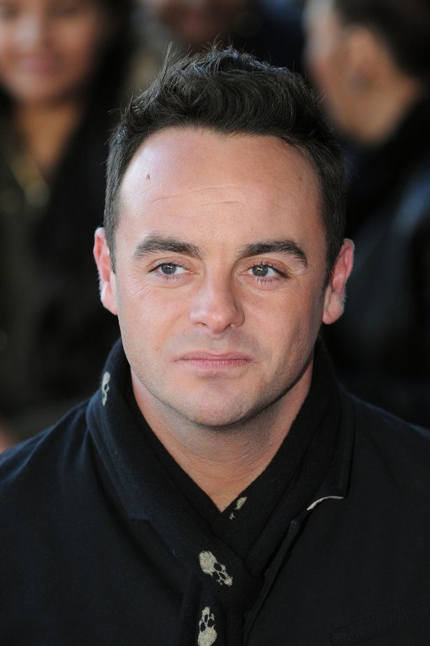 Anthony McPartlin Ant McPartlin and mum Christine assaulted during family