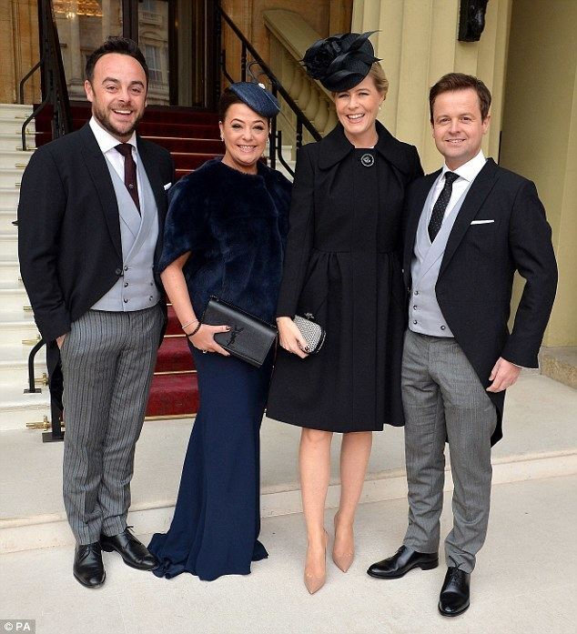 Anthony McPartlin Ant and Dec discuss marriage and having children Daily Mail Online
