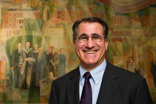 Anthony Monaco Tufts Next President Tufts Journal