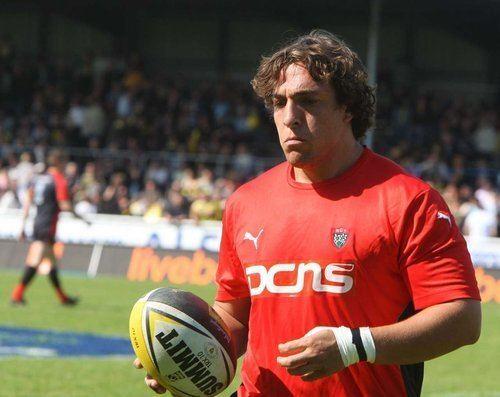 Anthony Muleta saintraphal rugby carf David Douy et Anthony Muleta ont sign
