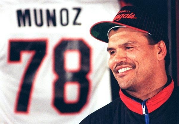 Anthony Munoz The Cincinnati Enquirer Headed to the hall