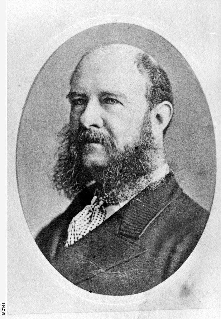 Anthony Musgrave Sir Anthony Musgrave Photograph State Library of South Australia
