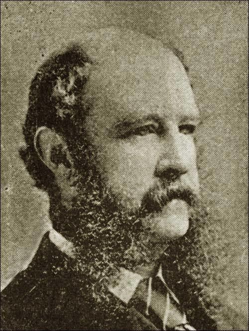 Anthony Musgrave Musgrave Sir Anthony 18281888