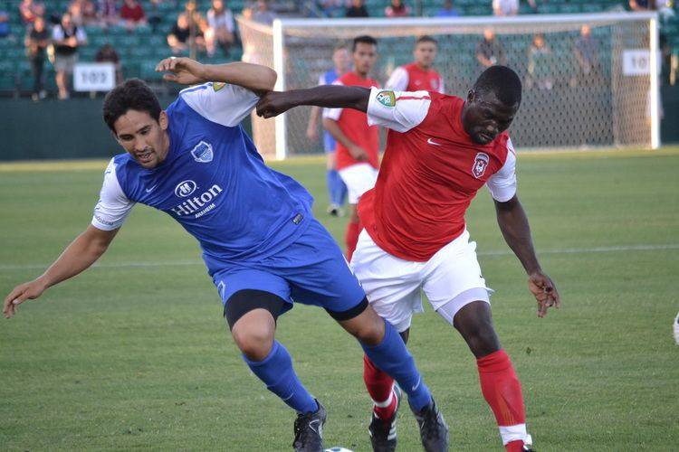 Anthony Obodai Phoenix FC vs LA Blues Anthony Obodai Azkicksitcom