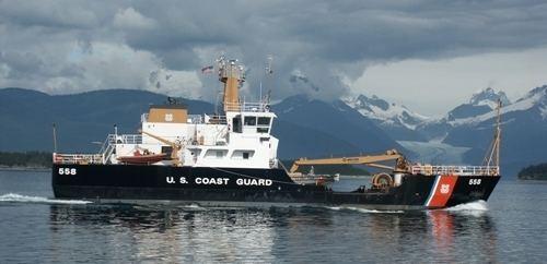 Anthony Petit Tour the Coast Guard Cutter Anthony Petit Wrangell Alaska