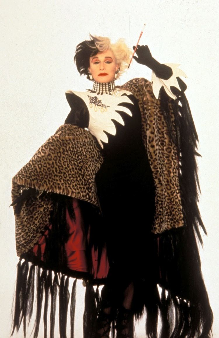 Anthony Powell (designer) Cruella De Vil in 101 Dalmations Costume Designer Anthony Powell