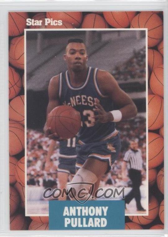 Anthony Pullard Anthony Pullard Basketball Cards COMC Card Marketplace